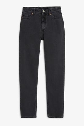 Monki Kimomo black jeans