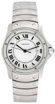 Cartier Vintage Santos Ronde Watch, 30mm