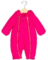 Kate Spade Girls' Bow-Accented Snow Suit