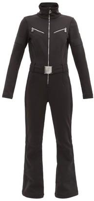 Toni Sailer Lotta Soft-shell Ski Suit - Black