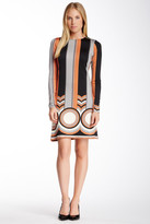 Julie Brown Morgan Printed Shift Dress