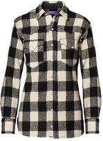 Ralph Lauren Buffalo Plaid Western Shirt