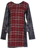 Amaranto Short dress