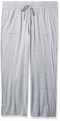 Amazon Essentials Women's Brushed Tech Stretch Pant