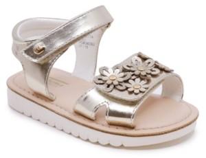 Naturino Express Little Girls Adjustable Strap Sandal