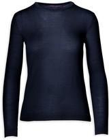 Ralph Lauren Iconic Style Cashmere-Blend Crewneck Pullover