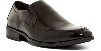 Stacy Adams Action Slip-Resistant Brogued Loafer