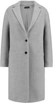 Joseph Teddy textured wool-blend coat