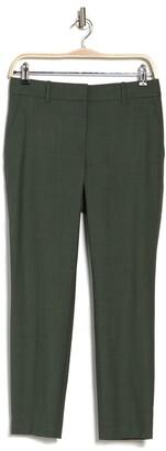Theory Treeca 2 Good Wool Blend Crop Suit Pants