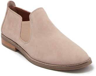 Gentle Souls by Kenneth Cole Essex Suede Bootie