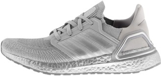 adidas Ultraboost 20 Trainers Silver