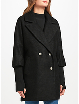 Minimum Adora Wool Blend Coat, Black
