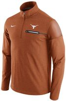 Nike Men's Texas Longhorns Elite Coaches Dri-FIT Pullover