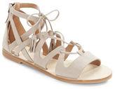 Elie Tahari Tsunami Suede Gladiator Sandals