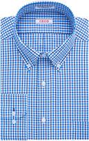 Izod Aqua Check Dress Shirt - Big & Tall