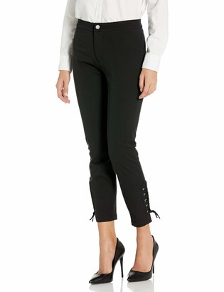 Lysse Women's Lace Up Stretch Twill Pant