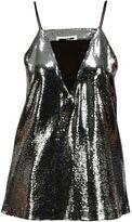 McQ by Alexander McQueen Sequins Detail Dress