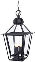 Visual Comfort & Co. Audley Outdoor Hanging Lantern, Black