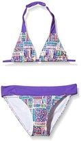 Skiny Girl's Bikini - Multicoloured