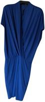 Plein Sud Jeans Blue Dress for Women