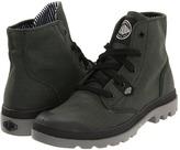 Palladium Pampa Hi Lite (Black/Metal) - Footwear