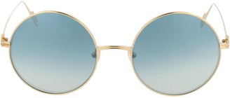 Cartier Round Frame Sunglasses