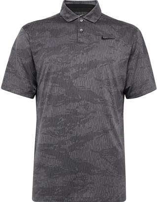 Nike Vapor Camouflage-Jacquard Dri-Fit Polo Shirt