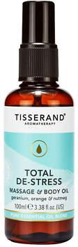 Tisserand Aromatherapy U.K. Aromatherapy De-Stress Body Oil 100ml