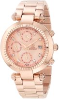 Mother of Pearl Swiss Precimax Women's SP12129 Avant SL Mother-Of-Pearl Dial Rose- Stainless Steel Band Watch