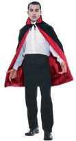 Rubie's Costume Co Rubie's Costume Reversible Cape 3/4 Length Costume