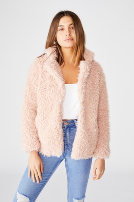 Supre Layla Teddy Jacket