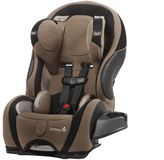 Safety 1st complete air lx convertible car seat - cadmium