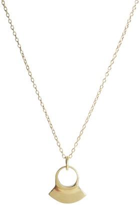 Soko Mini Paddle Pendant Necklace