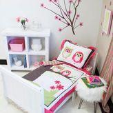 Pam Grace Creations Sweet Dream Owl Toddler Bedding Set