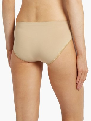Hanro Touch Feeling Midi Briefs - Nude