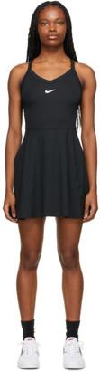 Nike Black NikeCourt Dri-FIT Dress