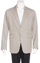 Alexander McQueen Plaid Sport Coat