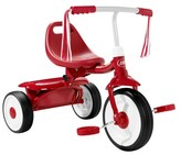 Radio Flyer Fold 2 Go Trike - Red