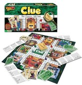 Hasbro Clue Classic Edition Board Game