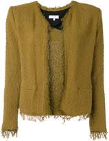 IRO boucleé jacket