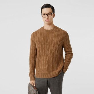 Burberry Cabe Knit Cashmere Sweater