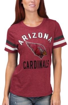 G Iii Sports G-iii Sports Women's Arizona Cardinals Extra Point T-Shirt