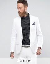 Heart & Dagger Skinny Tuxedo Jacket