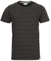 Norse Projects T-Shirt Niels N01 0343 9004 Black/Grey