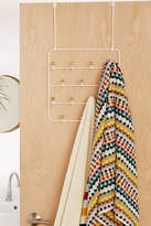 Urban Outfitters Etta Over-The-Door Multi-Hook Storage