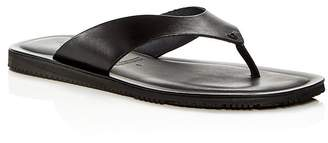 Bloomingdale's The Men's Store at Men's Leather Thong Sandals - 100% Exclusive