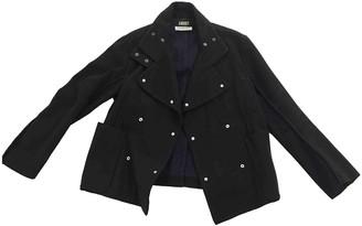 Maison Margiela Brown Wool Jackets