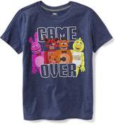 "Old Navy Five Nights at Freddy's ""Game Over"" Tee for Boys"