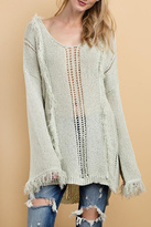 Easel Daybreak Summer Sweater
