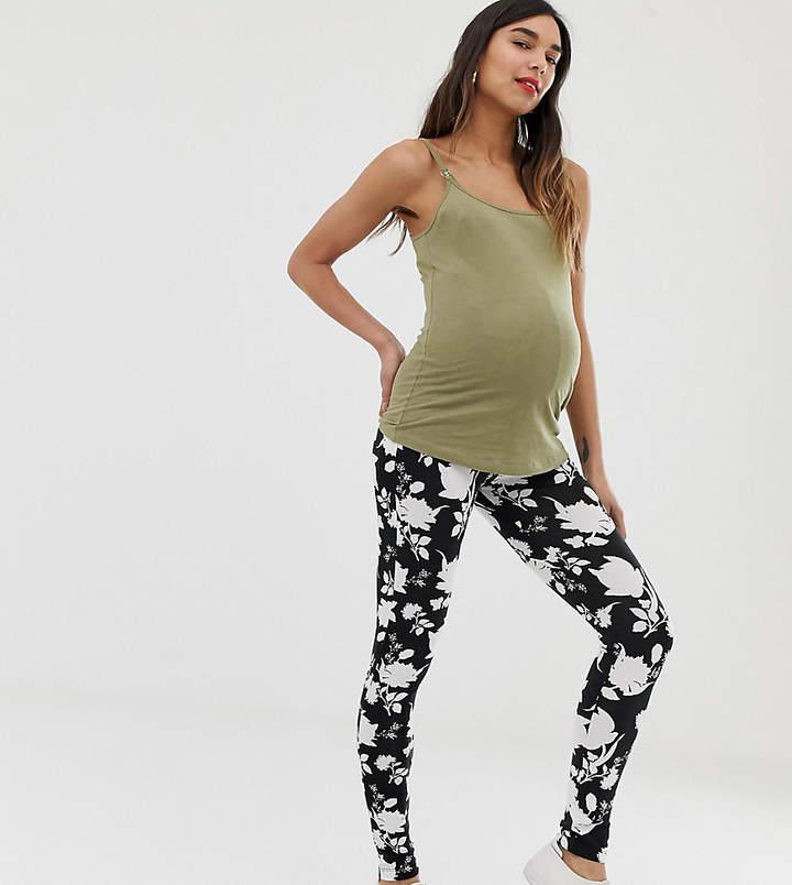aab37ed821799 Maternity Print Pants - ShopStyle Australia